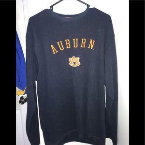Auburn University Long Sleeve Tee/Crew